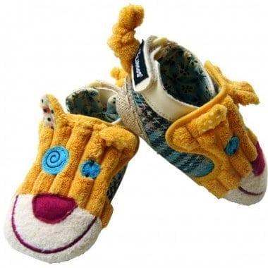 Deglingos Shoes + Toys