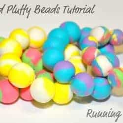 DIY Puffy Bead Bracelets