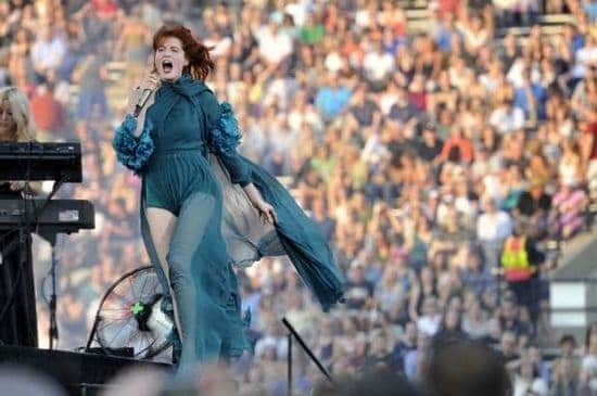 florence and the machine nashville
