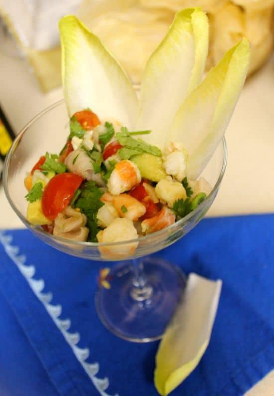 Mexican Ceviche Recipe | HelloGlow.co