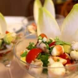 How To Make Mexican Ceviche