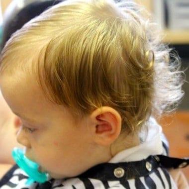 18 Months + 1st Haircut