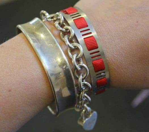 crafty jewelry: home depot bracelet tutorial
