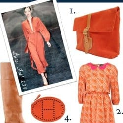 Pumpkin Fashion Picks