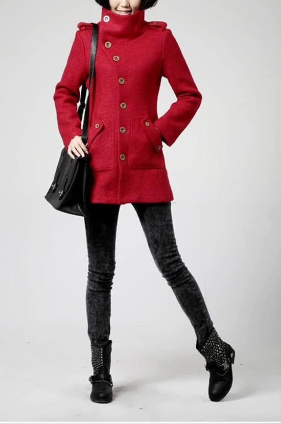 red coat FM908