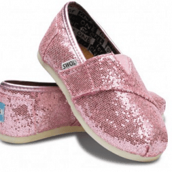 Tiny TOMS | Shoes Your Daughter Won't Take Off