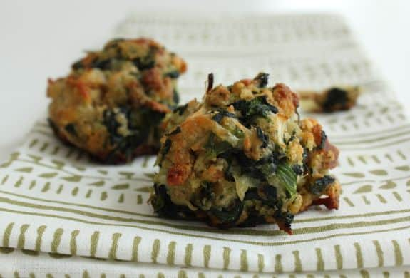 Sneaky Spinach Balls Recipe | HelloGlow.co
