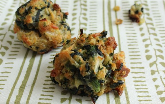 Sneaky Spinach Balls Recipe | HelloGlow.co