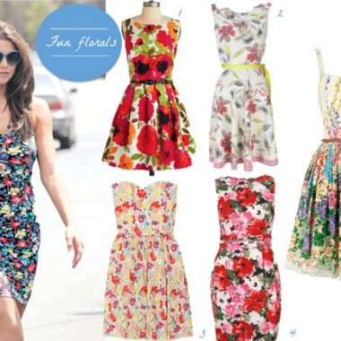10 Favorite Dresses for Spring + How to Wear Them