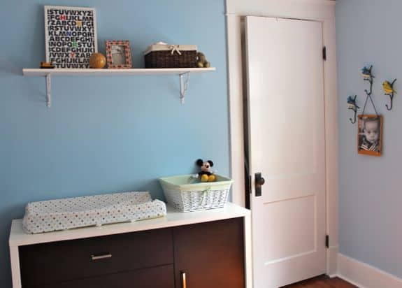 nursery room tour