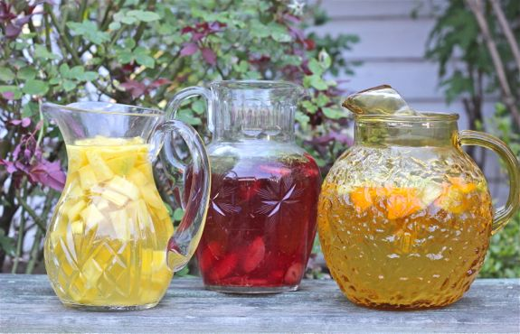 3 sangria recipes