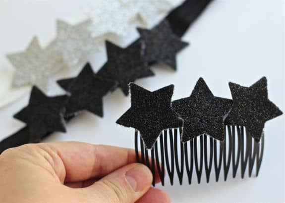 sparkly star headband