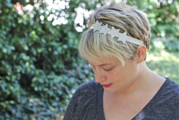 star headband tutorial