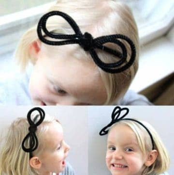 anthropologie headband
