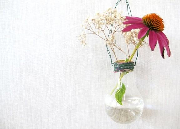 Lightbulb Vase