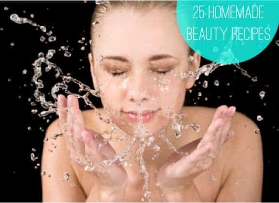 25 Homemade Beauty Recipes
