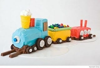 DIY Homemade Birthday Cake