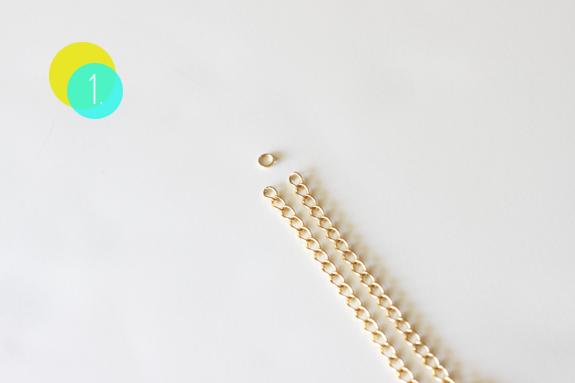 make collar necklace