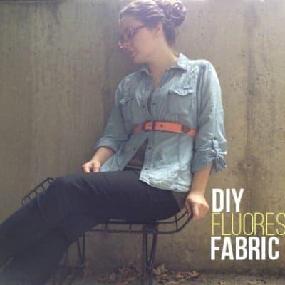 diy fluorobelt cover