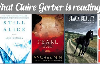 What I'm Reading :: Claire Gerber
