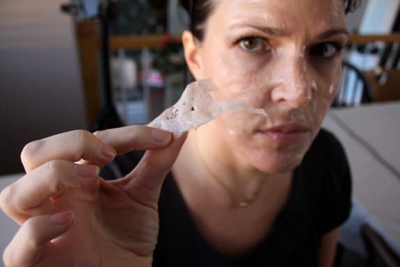 How to make your own pore strips