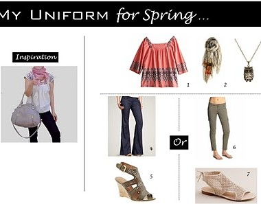 Spring Mom Uniform #2