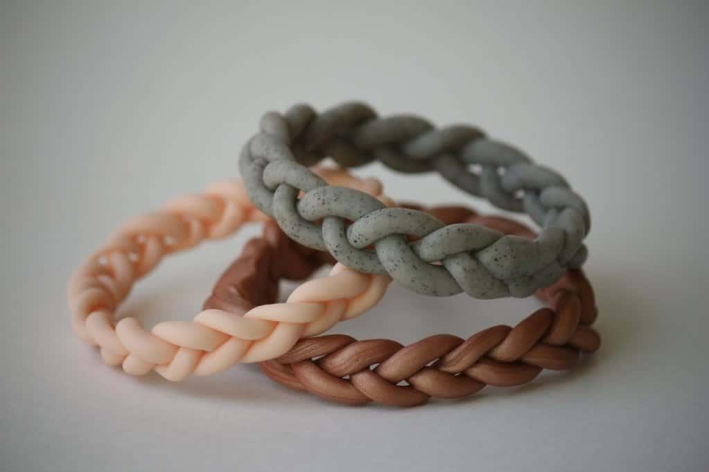 DIY Clay Bracelet