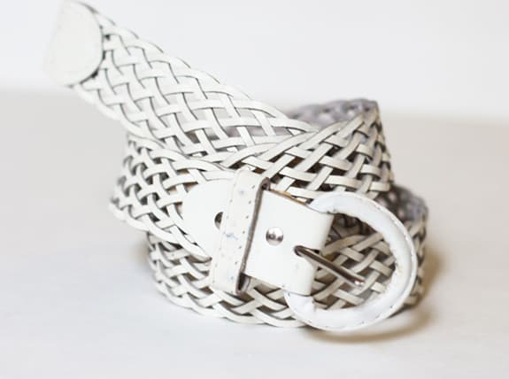 repurpose belt