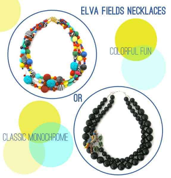 Elva Fields necklaces - Henry Happened