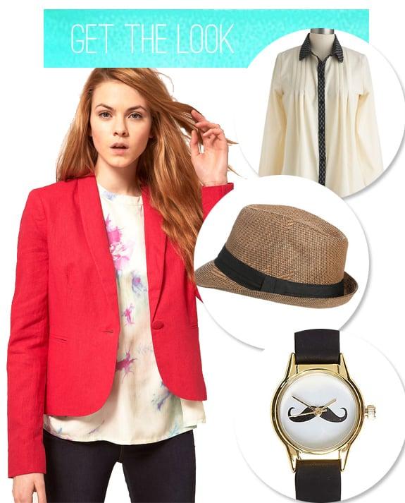 get the look menswear fashion