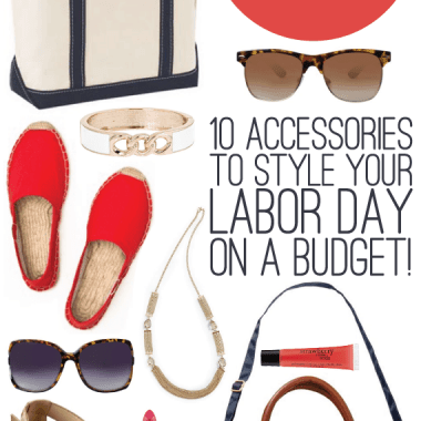 10 Labor Day Updates Under $30