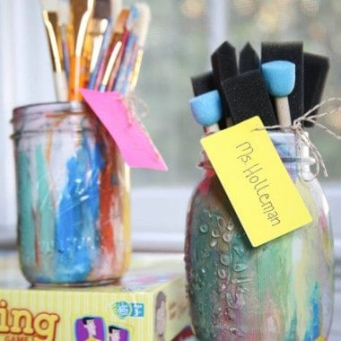 DIY: Back to School Teacher Gift