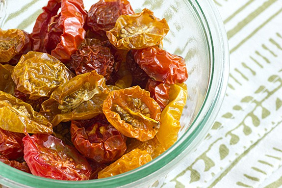 Sun-Dried Tomatoes in Jar