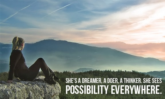 Possibility Everywhere