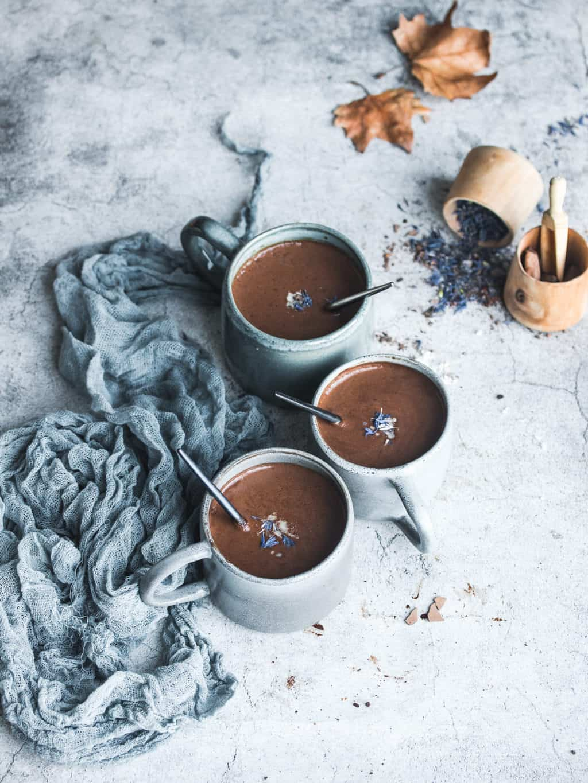Dairy Free Hot Chocolate