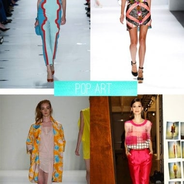 Fashion Week Trendspotting