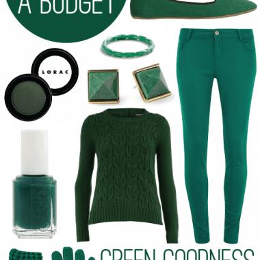 Green Goodness Under $50