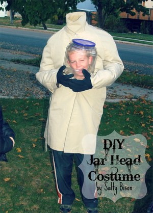 25 diy kids halloween costumes for Diy halloween costumes for kid boy