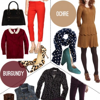 How To Wear Fall's Hottest Colors