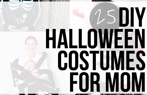 25 diy halloween costumes for mom helloglowco