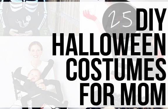 25 DIY Halloween Costumes for Mom | HelloGlow.co