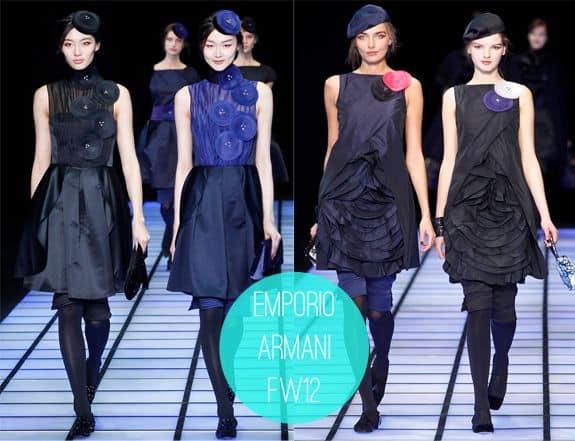 Armani inspiration