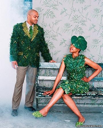 Swamp Costume