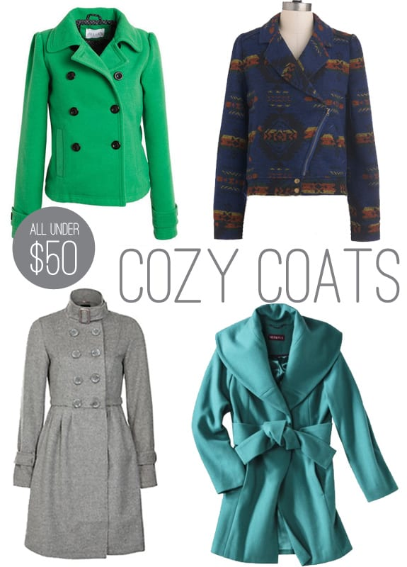 cozy chic accessories coats