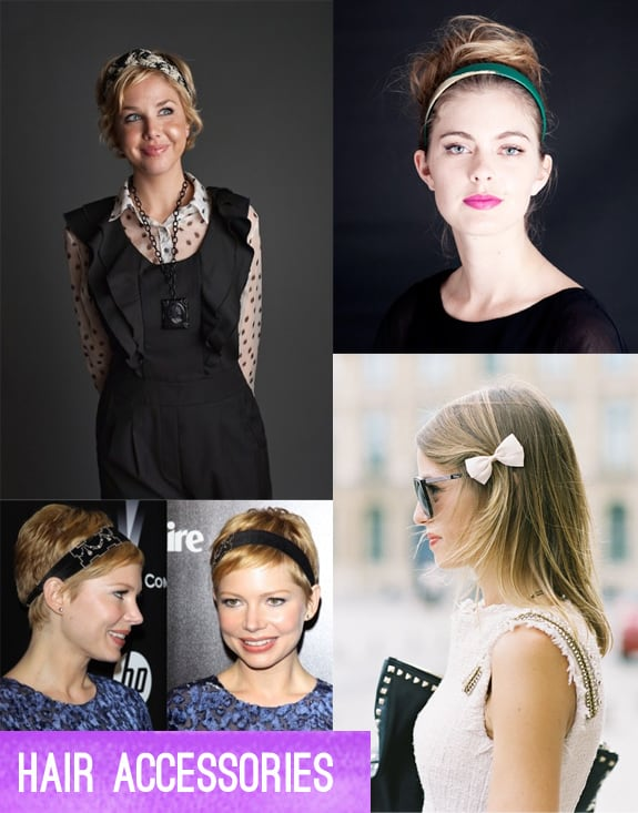 style inspiration hair accessories