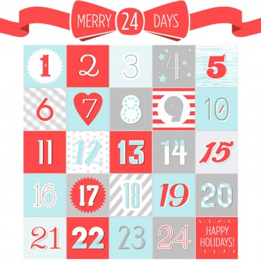 24 Merry Days of Giveaways!