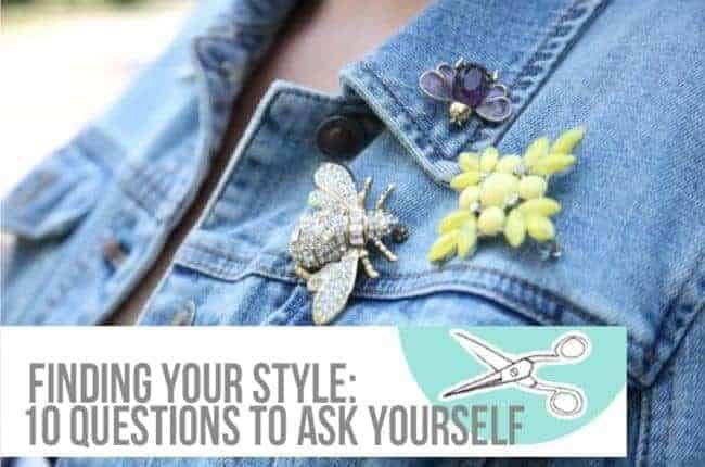 10 Questions to Find Your Style