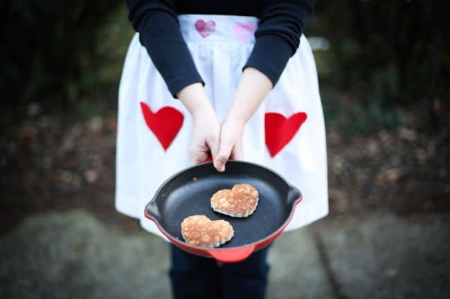 Heart Pocket Apron