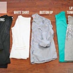 18 Essential Closet Basics