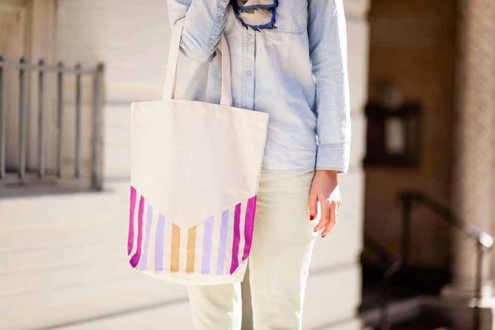 Springy Market Tote from Brit + Co